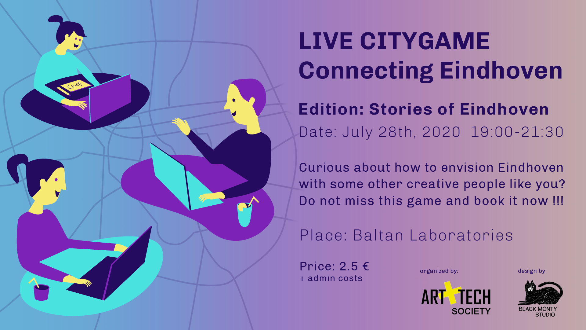 """Connecting Eindhoven, editions """"Stories of Eindhoven"""""""